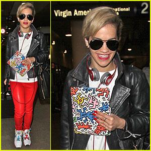 Rita Ora: 'Fast & Furious 6' Clip - Watch Now!