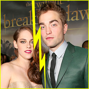 Robert Pattinson & Kristen Stewart Split?