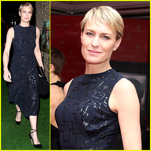 Robin Wright: 'The Congress' Cannes Premiere & Trailer!