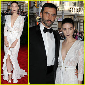 Rooney Mara - Met Ball 2013 Red Carpet