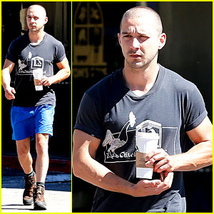 Shia LaBeouf Stills Pays First Agent a Cut of His Paychecks!