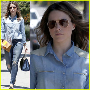 Sophia Bush: My Personal Life is Private!