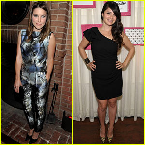 Sophia Bush & Shiri Appleby: Clearly Chateau Event!
