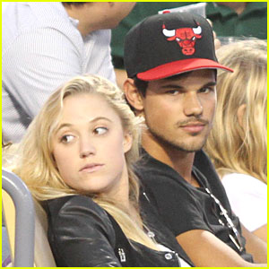 Taylor Lautner & Maika Monroe: New Couple Alert?