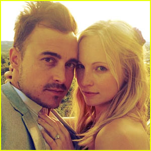 Vampire Diaries' Candice Accola: Engaged to Joseph King!