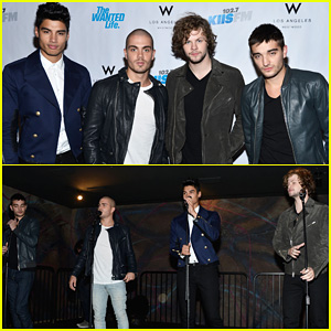 The Wanted: 'Chelsea Lately' Appearance!