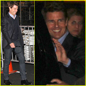 Tom Cruise: 'Star Trek Into Darkness' Premiere & After Party!