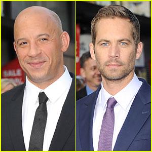 Vin Diesel & Paul Walker: 'Fast & Furious 7' Release Date Announced!