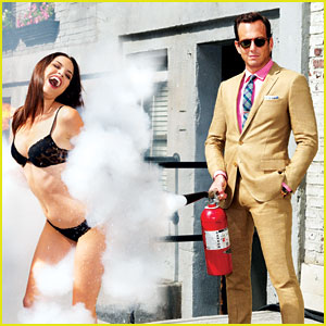 Will Arnett Extinguishes Bikini-Clad Woman for 'GQ' Feature