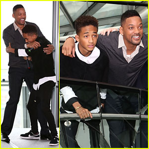 Will Smith Performs 'Fresh Prince' Medley with Alfonso Ribeiro!