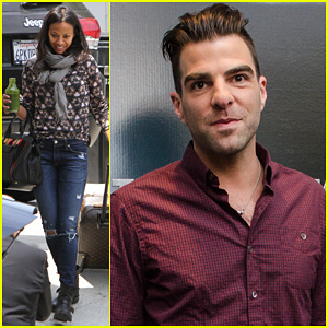 Zachary Quinto: 'Star Trek Into Darkness' Washington Screening!