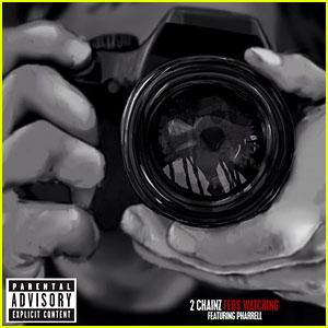 2 Chainz: 'Feds Watching' feat. Pharrell - Listen Now!