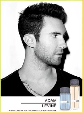 Adam Levine Fragrance Ad & Video - Watch Now!