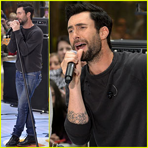 Adam Levine & Maroon 5: 'Today' Performances - Watch Now!