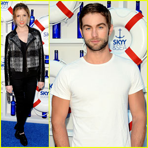 Anna Kendrick & Chace Crawford: Governor's Ball Kick-Off!