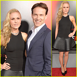 Anna Paquin & Stephen Moyer: 'True Blood' Season 6 Premiere!