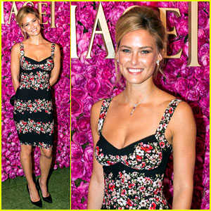 Bar Refaeli: Piaget Rose Day Private Event & Concert