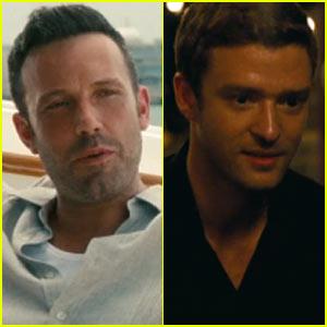 Ben Affleck & Justin Timberlake: 'Runner, Runner' Trailer!