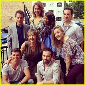 Ben Savage: 'Boy Meets World' Cast Reunites at ATX Festival!
