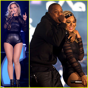 Beyonce & Jay-Z: Chime for Change Concert Video & Photos!