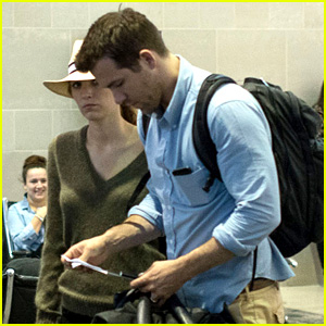 Blake Lively & Ryan Reynolds: Detroit to New York!