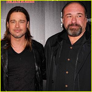 Brad Pitt Reacts to 'Killing Them Softly' Co-Star James Gandolfini's Death