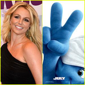 Britney Spears: 'Ooh La La' Song for 'Smurfs 2' - Listen Now!