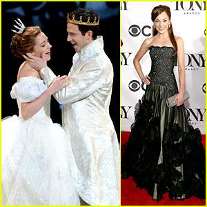 Broadway's 'Cinderella' - Tonys Performance 2013 (Video)
