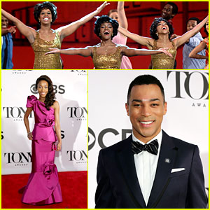 Broadway's 'Motown the Musical' - Tonys Performance (Video)