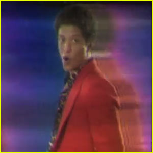 Bruno Mars' 'Treasure' Video Premiere - Watch Now!
