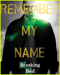 Bryan Cranston: 'Breaking Bad' Final Season Poster!