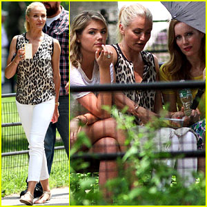 Cameron Diaz The Other Woman Outfits In Movie