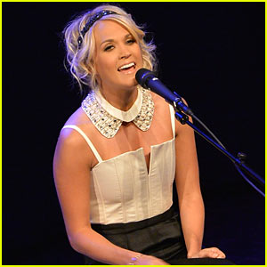 Carrie Underwood: 'Two Black Cadillacs' Fan Club Party Celebration!