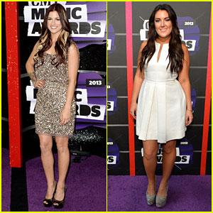 Cassadee Pope & Kree Harrison - CMT Music Awards 2013