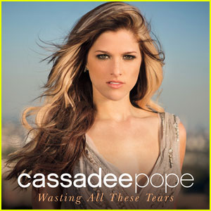 Cassadee Pope: 'Wasting All These Tears' - Listen Now!