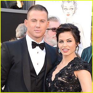 Channing Tatum & Jenna Dewan Name Baby Daughter Everly!