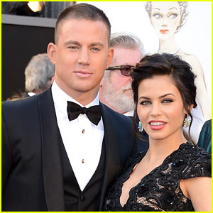 Channing Tatum & Jenna Dewan Welcome Baby!