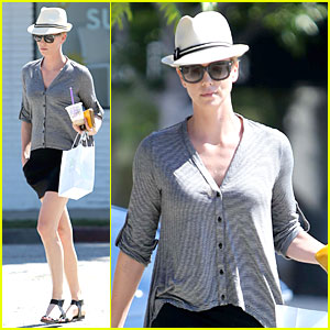 Charlize Theron: Jack Paglen in Talks for 'Prometheus 2'!