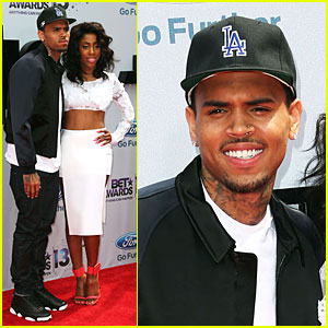 Chris Brown - BET Awards 2013 Red Carpet