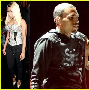 Chris Brown & Nicki Minaj - BET Awards Performance (Video)