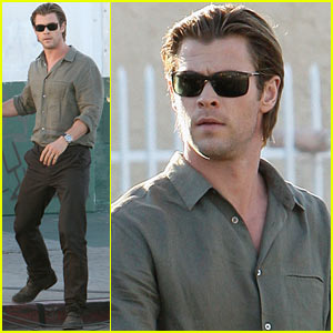 Chris Hemsworth Gave Henry Cavill Superhero Advice!