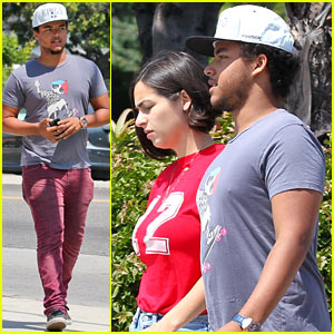Connor Cruise: Thai Food Lunch with Alanna Masterson!