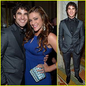 Darren Criss & Mia Swier - Tony Awards After Party 2013