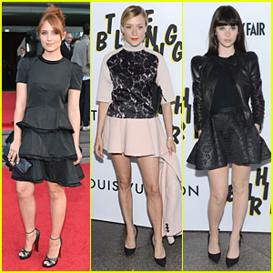 Dianna Agron & Chloe Sevigny: 'The Bling Ring' Los Angeles Premiere!