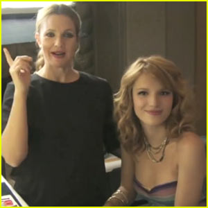Drew Barrymore: Flower Tip Tuesday with Bella Thorne - Exclusive Video!