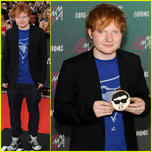 Ed Sheeran: MuchMusic Awards Performance - Watch Now!