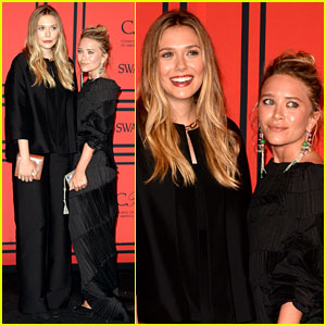 Elizabeth & Mary-Kate Olsen - CFDA Fashion Awards 2013