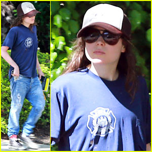 Ellen Page Discusses Female Roles in Hollywood