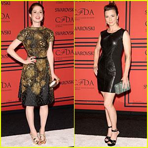 Ellie Kemper & Linda Cardellini - CFDA Fashion Awards 2013 Red Carpet