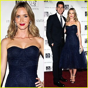 Emily Blunt & John Krasinski: Freeing Voices, Changing Lives Benefit Gala!